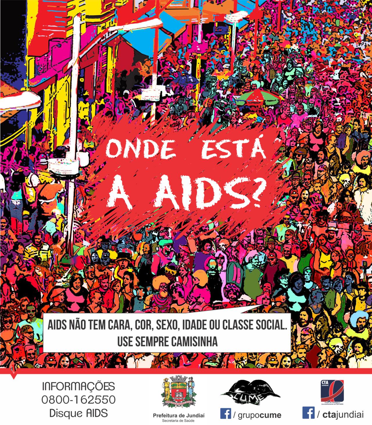 c782df54ec8 Saúde dá início à campanha de prevenção às DSTs no Carnaval