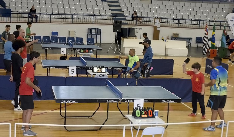 376849ddb Domingo marcado por seletivas de esportes de raquetes
