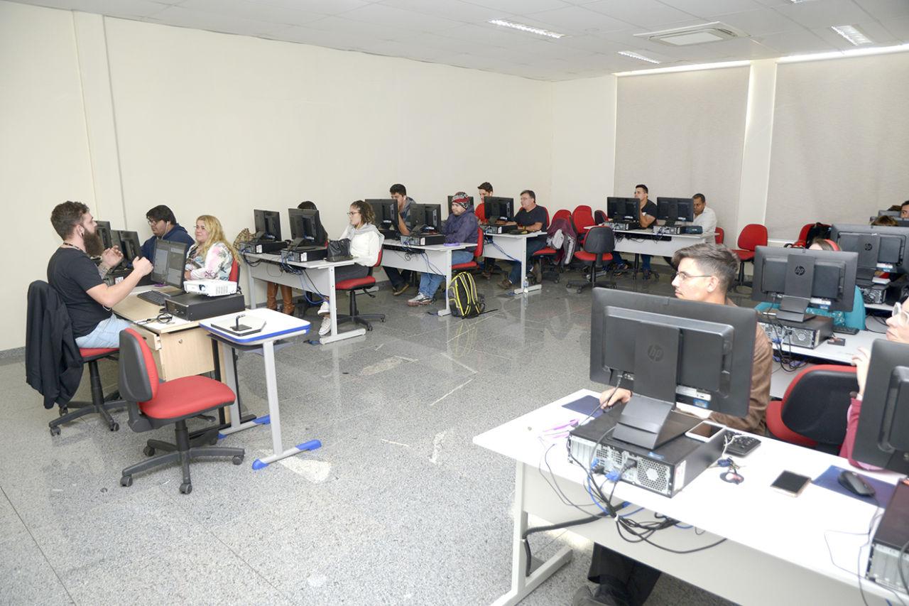 Portal de cursos gratuitos