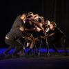 Coreografia de dança no palco co Polytheama