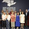 Foto posada com membros do conselho