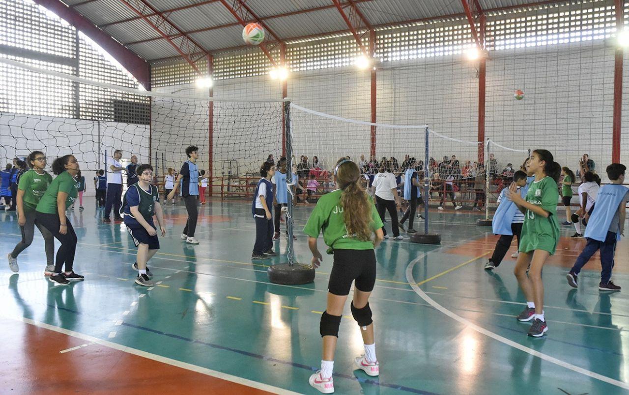 b8dd9db05eb0a Festijun reúne mais de 5 mil alunos de modalidades esportivas   Notícias