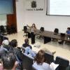 Auditório do Paço Municipal recebeu palestra na tarde quarta-feira (4)