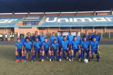 Atletas do TIME Jundiaí de Futebol de campo