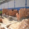 Obras foram iniciadas em março