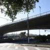 Viaduto sobre avenida