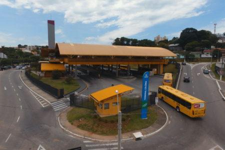 Terminal visto de cima