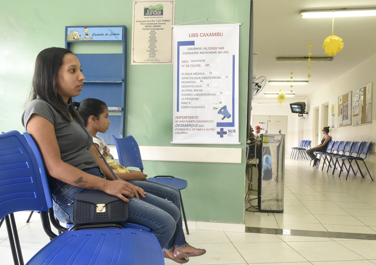 UBS Caxambu passa a divulgar faltas para conhecimento da população