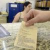 Comprovante de agendamento conta com aviso em caso de necessidade de reagendamento