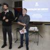 Prefeito Luiz Fernando Machado e vereador Albino ouvem os moradores do Fazenda Grande