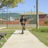 Rodrigo Raphael mora no Jd. Tannus e adora andar de skate