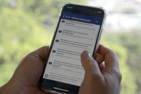 Usuário do transporte público de Jundiaí pode receber mensagens avisando pontos de congestionamento e de alagamentos
