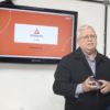 Gestor Messias Mercadante de Castro falou aos participantes do Café Tecnológico Especial