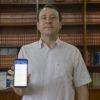 Fábio Fernandes usa o APP Jundiaí com foco nos serviços que ele oferece