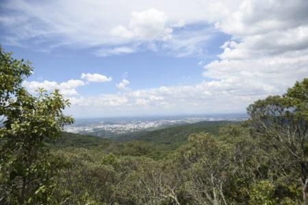 Com 350 quilômetros quadrados, Serra do Japi fica entre Jundiaí, Cabreúva, Pirapora do Bom Jesus e Cajamar