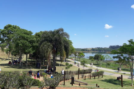 Chaves, óculos de grau e documentos estão no topo da lista dos objetos mais esquecidos por quem passeia no Parque da Cidade.