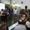 Prefeito Luiz Fernando e vereador Márcio Cabeleireiro ouviram as demandas dos munícipes