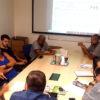 Reunião com líderes comunitários do São Camilo foi realizada no Paço Municipal