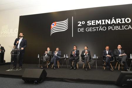 Prefeito Luiz Fernando discursou para mais de duas mil pessoas na manhã desta quarta (18)