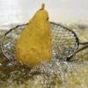 Salgados deliciosos foram vendidos pelos postulantes ao prêmio de melhor coxinha de queijo