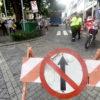 Por causa de festa comunitária, a Rua Anna Schiavo Chrispim terá trecho interditado neste sábado (14)