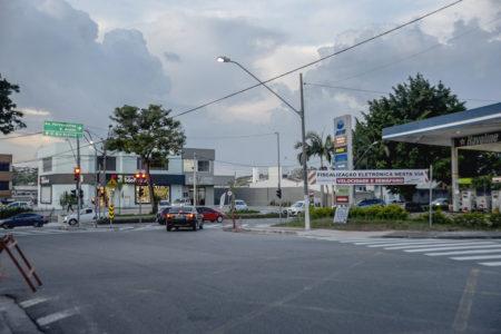 Acesso da Ozanam para a Ferroviários, em direção à Vila Arens pela Av. Antonio Segre, será proibido a partir do dia 20