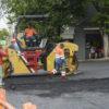 Rua Eugênio Lacerda ganhou asfalto novo nesta quinta-feira (16)