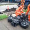 UGISP está intensificando a limpeza de galerias de águas pluviais de Jundiaí