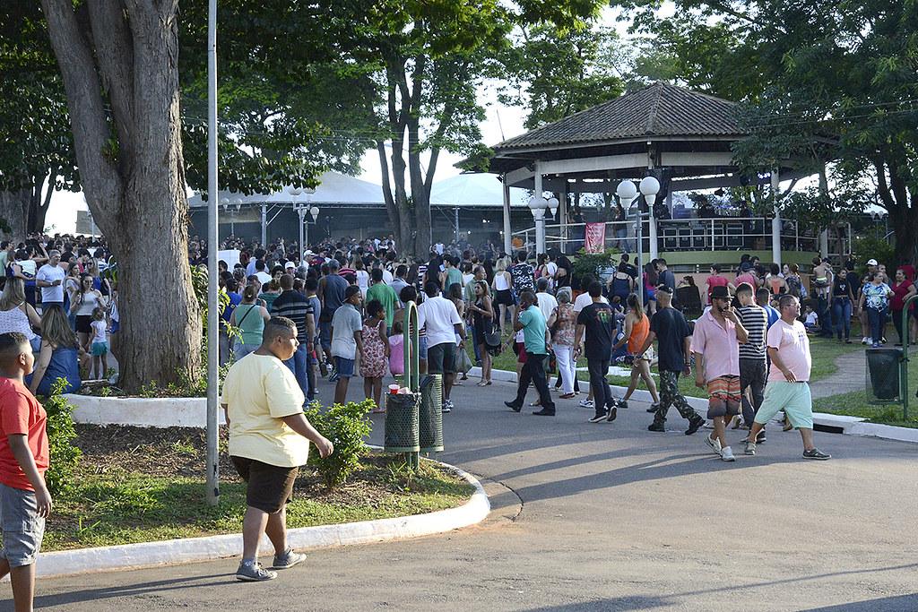 Público terá 10 linhas de ônibus urbano para chegar ao Parque da Uva
