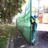 Prefeitura vem intensificando a roçada do mato e a poda de árvores durante o verão