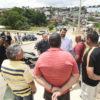 Luiz Fernando ouve as demandas dos cidadãos que vivem no São Camilo