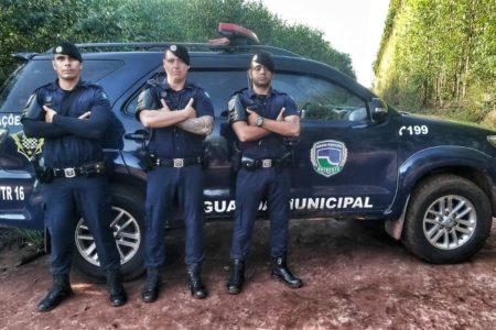 GMs Lima, Volpiani e Relvy deram curso a guardas municipais de Botucatu