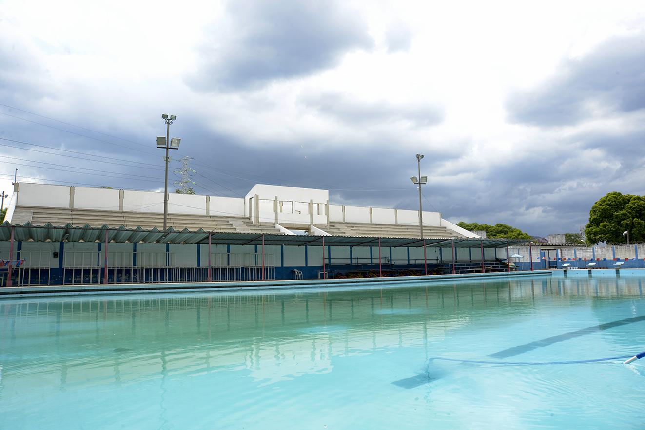 Complexo aquático Devanir Wanderley Penteado Junior passa por reformas em toda sua estrutura