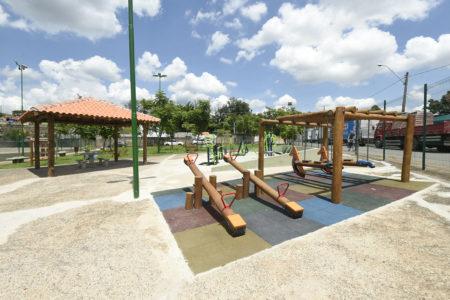 Praça dos Dogs do Jd. Merci será inaugurada no dia 29 de março
