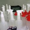 Os 38 frascos foram apreendidos pela GM e levados ao setor de Fiscalização do Comércio da UGGF