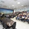 Cerca de 100 pessoas acompanharam evento desta manhã que lembrou o tombamento da Serra do Japi