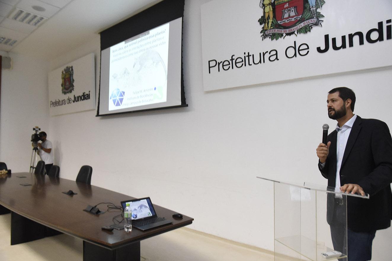 Luiz Fernando destacou importância da conciliação do desenvolvimento econômico com boas práticas ambientais