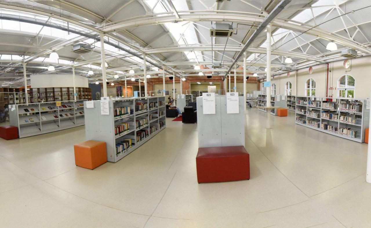 Com seu espaço físico fechado, site da Biblioteca Nelson Foot está cheio de dicas para entreter crianças e adultos
