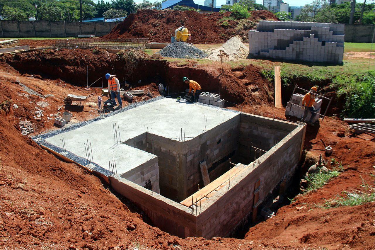 A obras da EPAT tiveram início em março, com investimento de R$ 1,2 milhão, e devem ser concluídas em cinco meses.