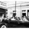 Governador de SP Adhemar de Barros esteve em Jundiaí no dia 24 de setembro de 1950