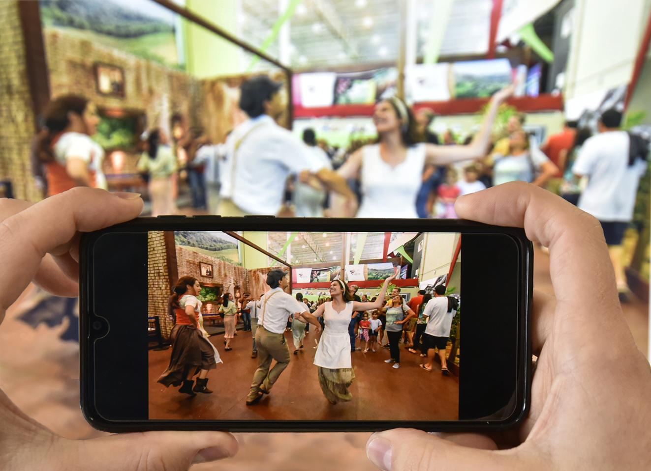 Transmissões ao vivo devem contemplar propostas artísticas inéditas para veiculação