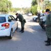 Guardas municipais e PMs orientaram motoristas, pedestres e ciclistas nesta quinta no Santa Clara