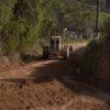 Estrada da Pedra Santa, no Corrupira, tem 2,2 quilômetros de extensão