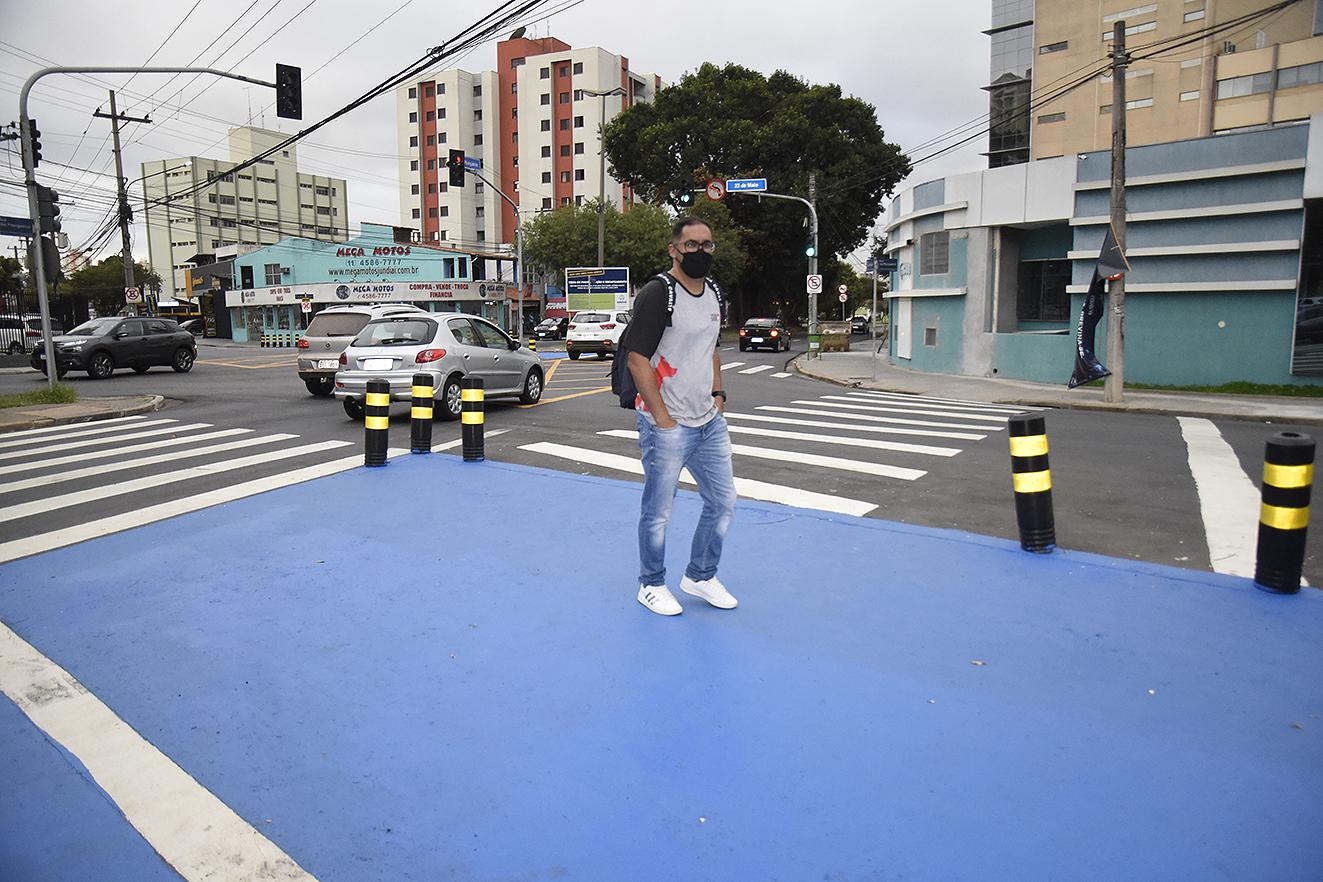 """Douglas Oliveira: """"Qualquer iniciativa que traga mais segurança para pedestres e para quem está dirigindo é bem-vinda"""""""