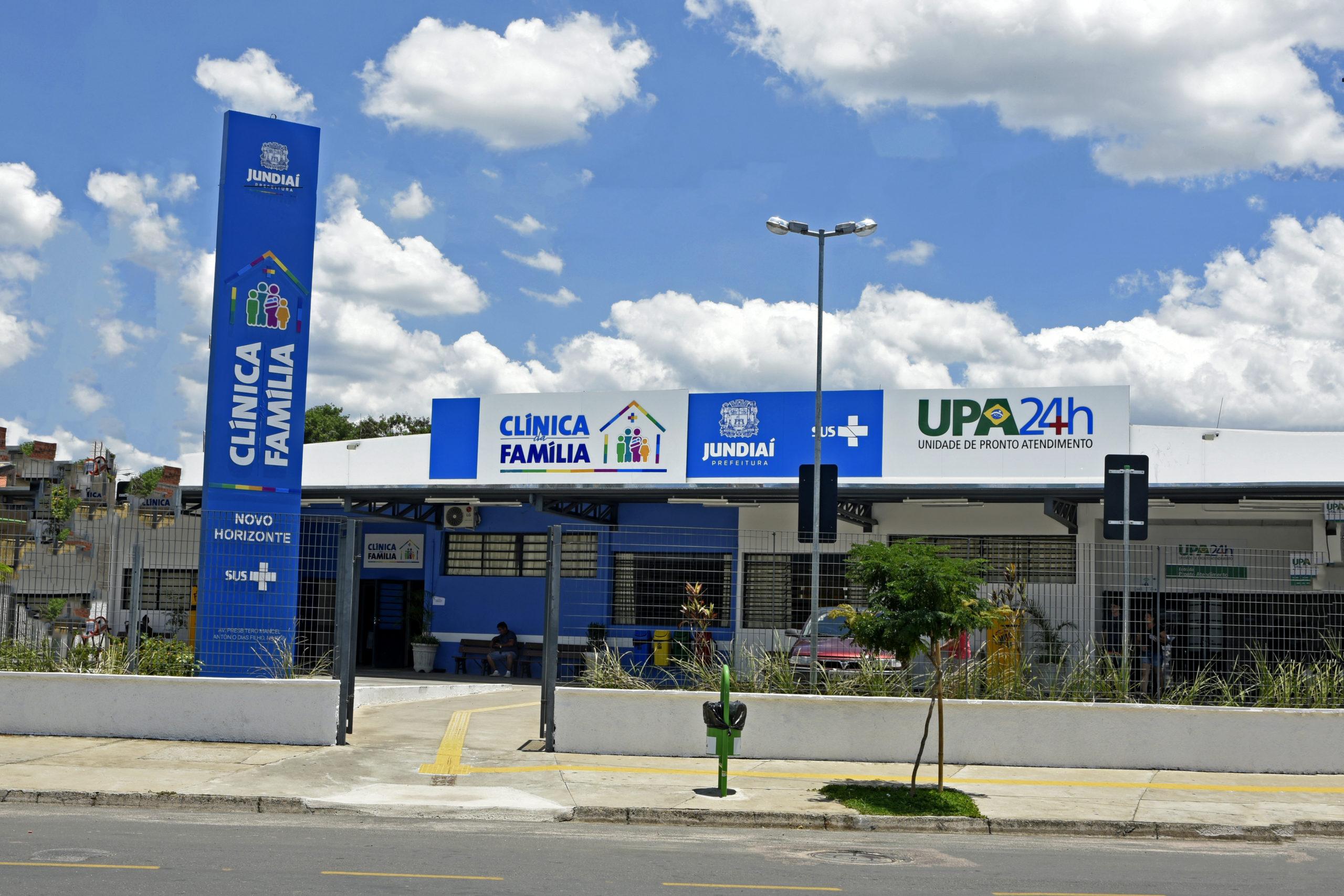 Complexo da Clínica da Família Novo Horizonte e a UPA 24H Vetor Oeste foram inaugurados em dezembro de 2018