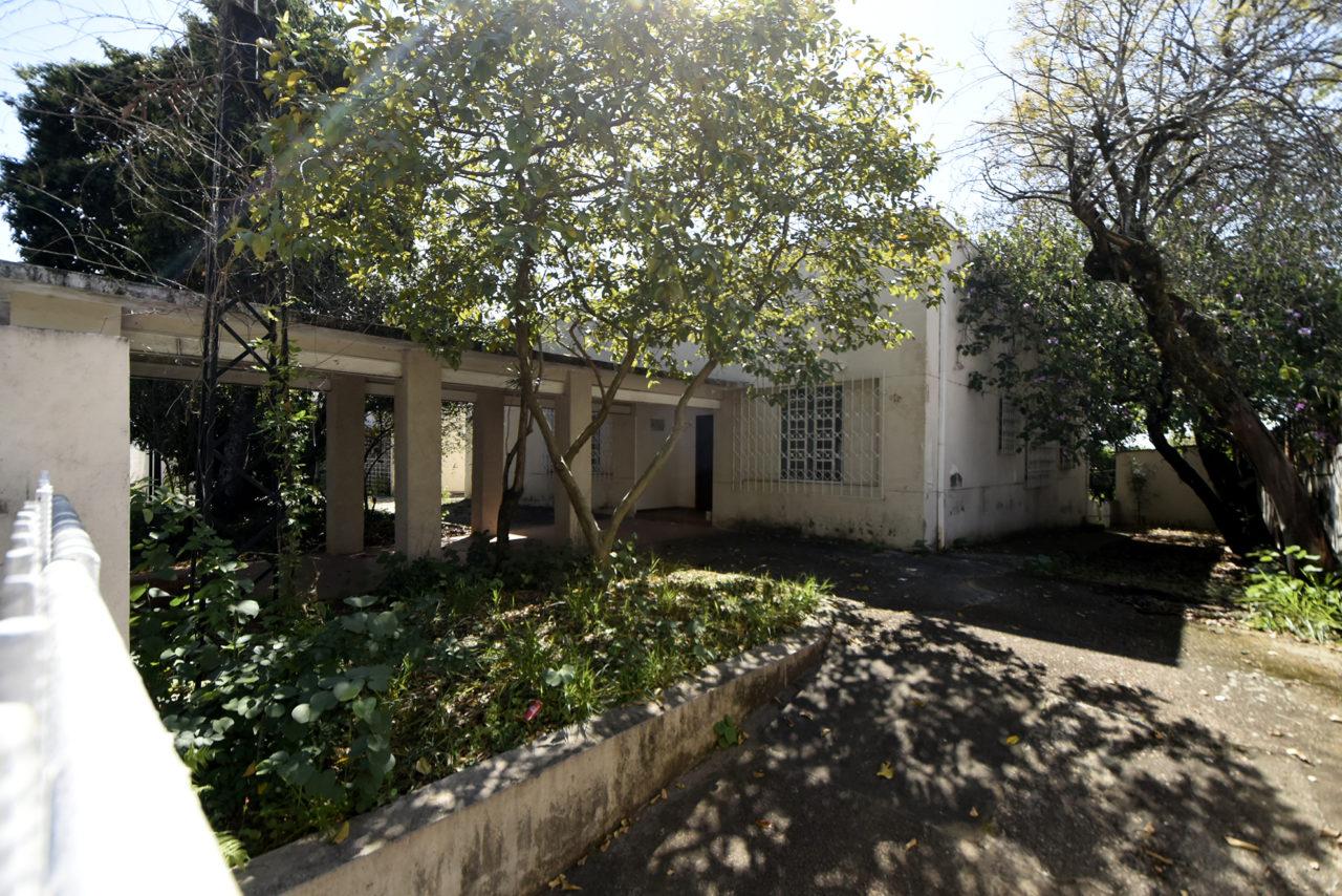 Casa na rua Barão de Jundiaí