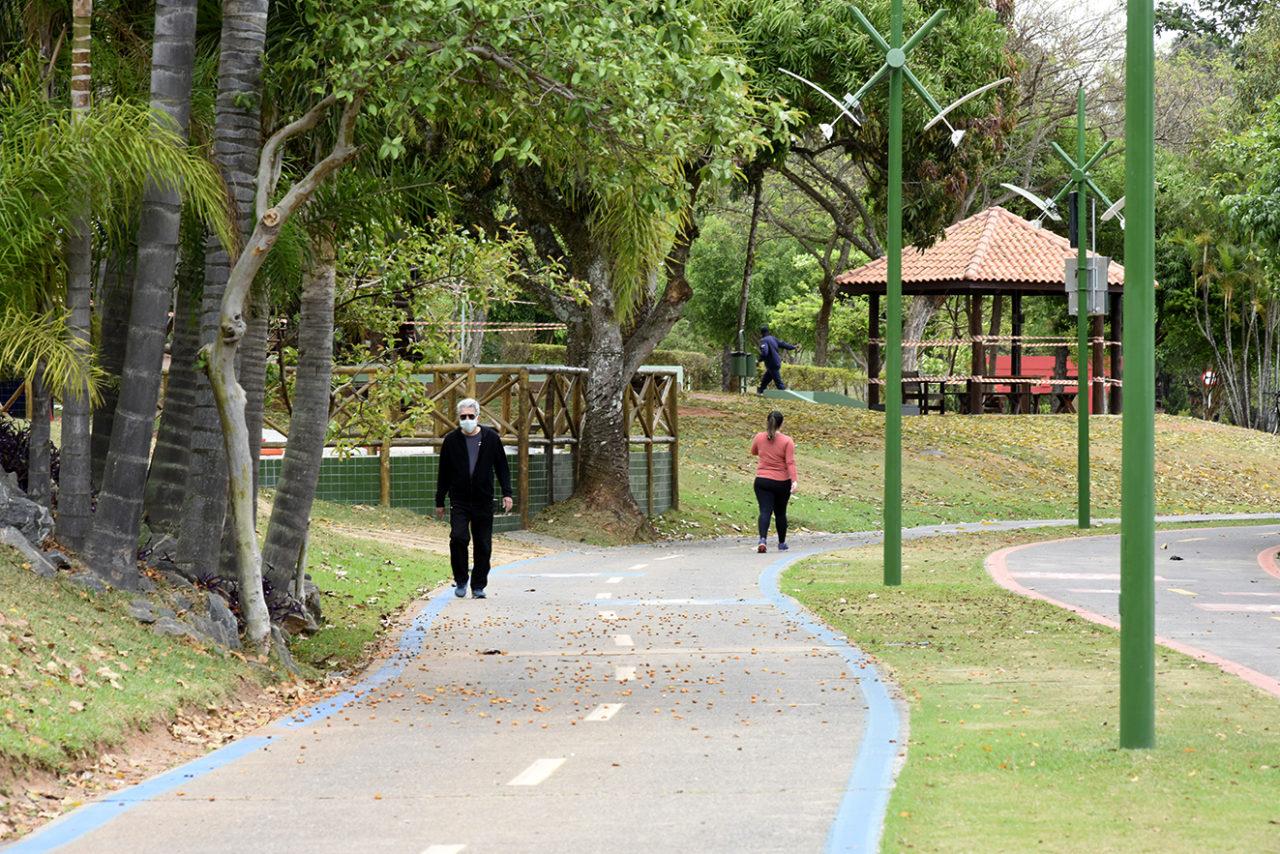 De segunda a sexta, o Parque da Cidade será aberto das 7h às 16h (exceto feriados)