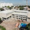 Obra de revitalização da EMEB Joaquim Candelário de Freitas, na Vila Hortolândia, está 75% concluída