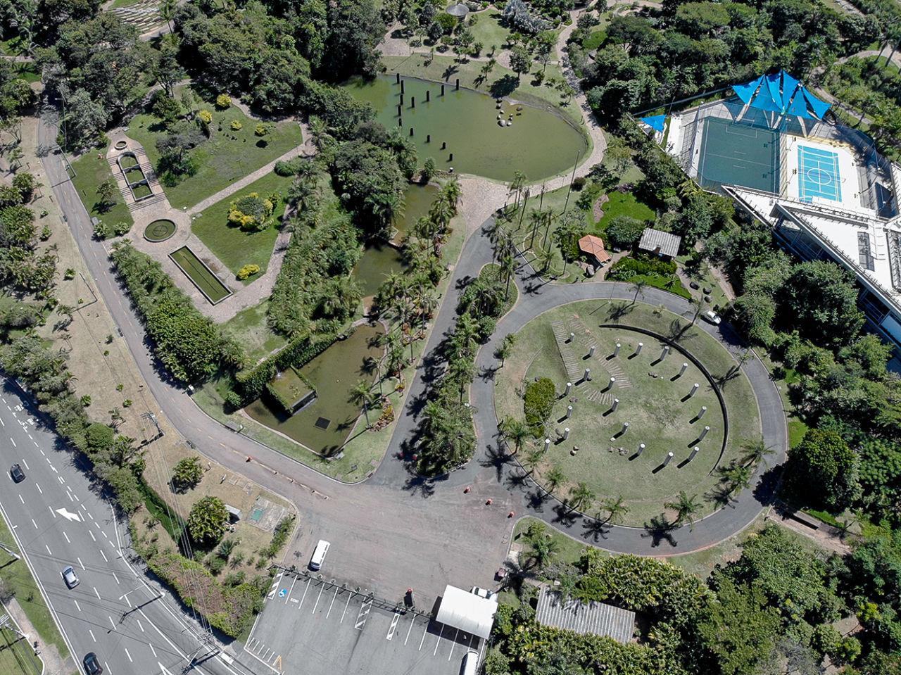 Jardim Botânico de Jundiaí tem 147 espécies de plantas (de Mata Atlântica e do Cerrado), algumas delas em extinção