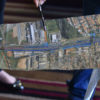 Mapa com ruas